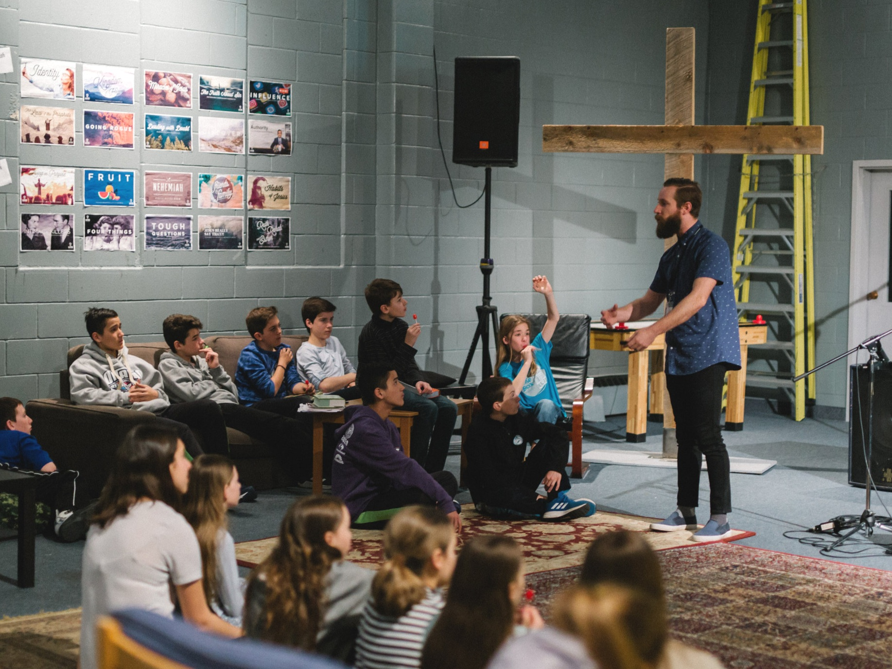 Youth Ministry - Programs and events for kids in Grades 6-12