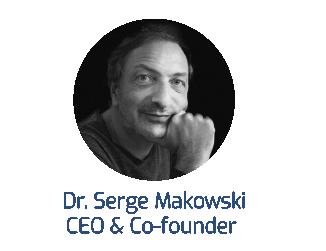 Dr. Serge Makowski CEO
