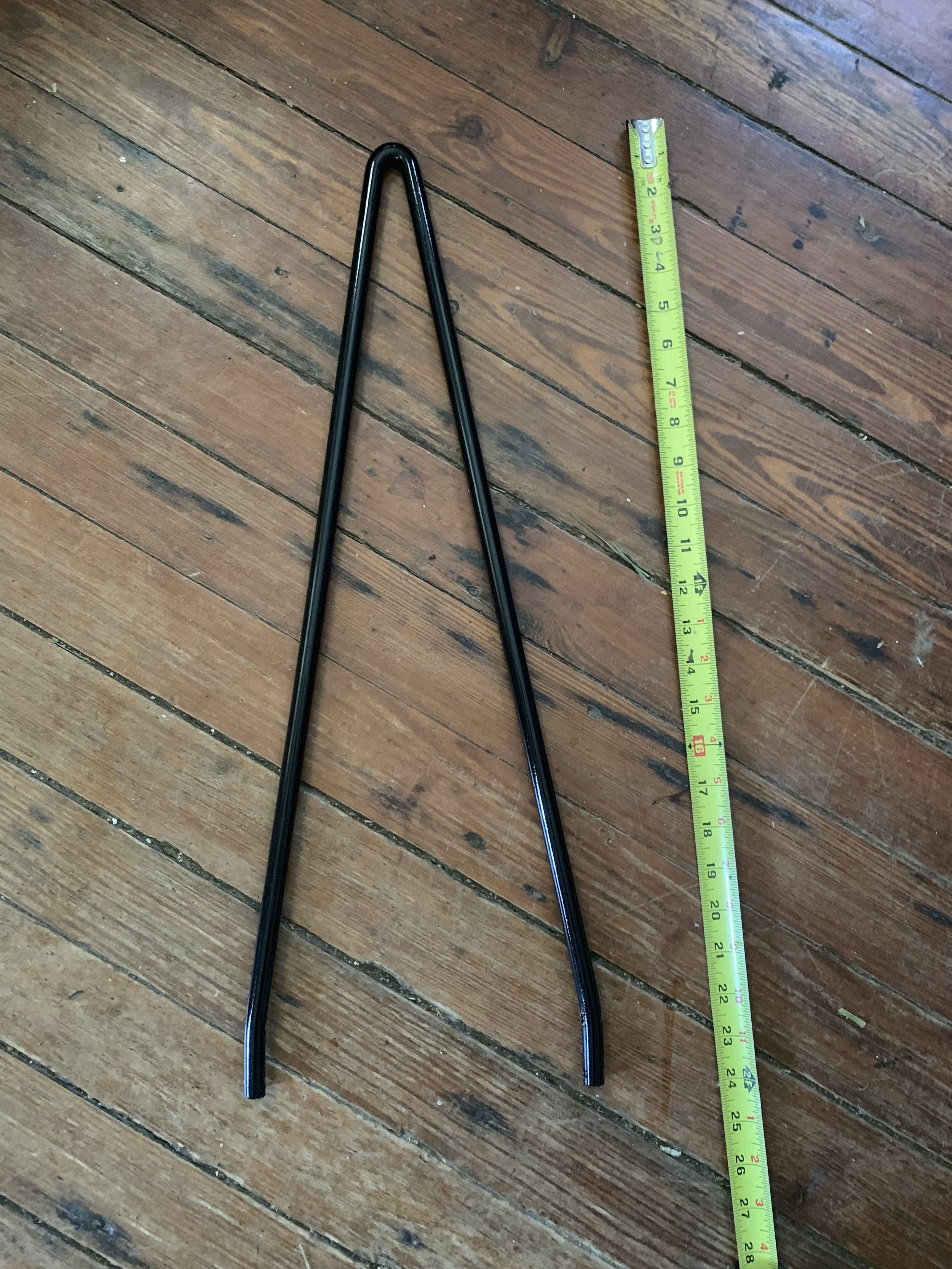 "24"" naked black = available"