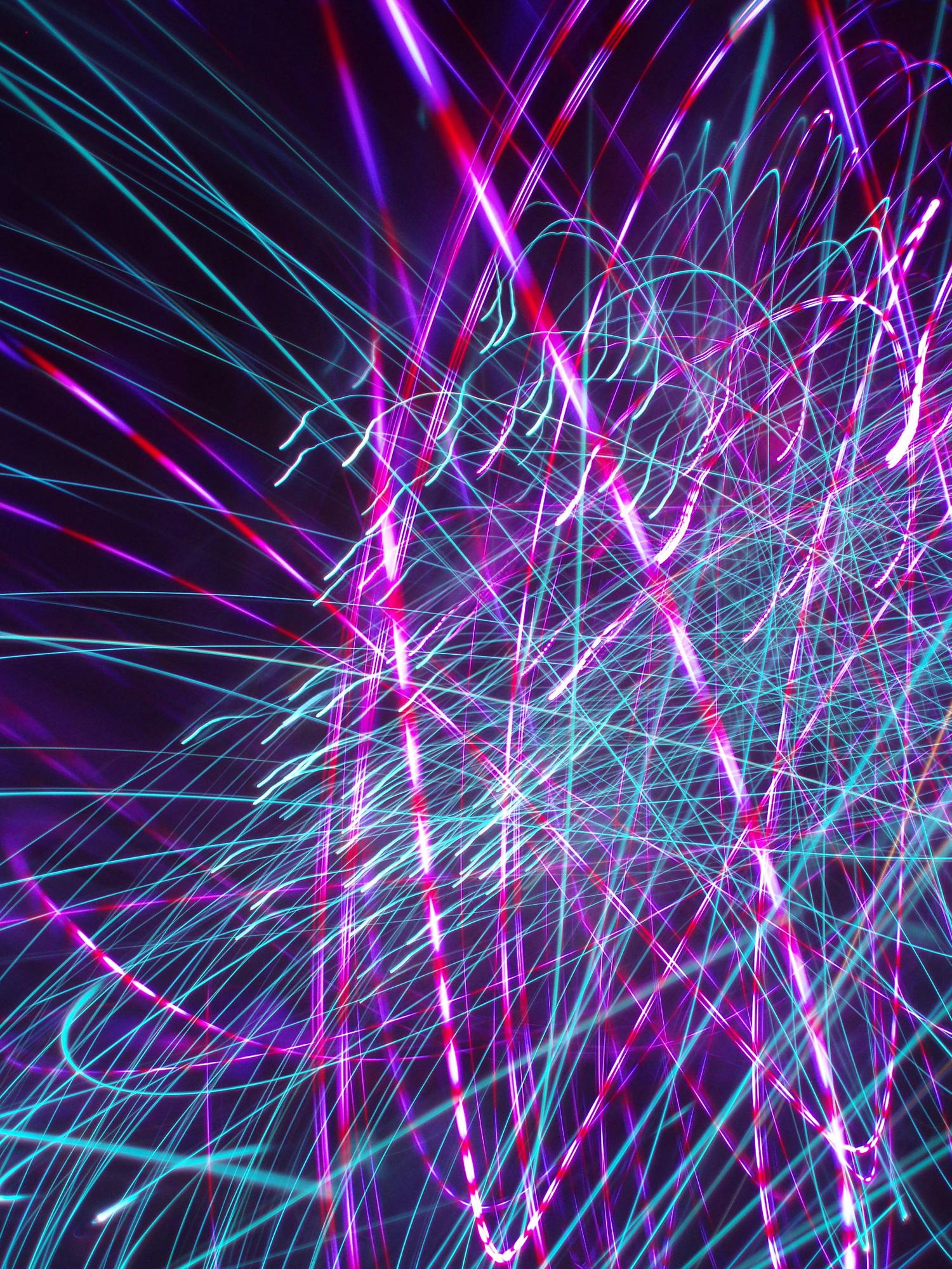 FOABS TRACTOS (untitled), digital photograph (un-enhanced), 2004