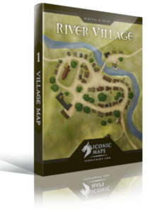 3D Display River Village Transparent Small.png