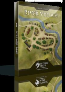 3D Display River Village Transparent Small.png