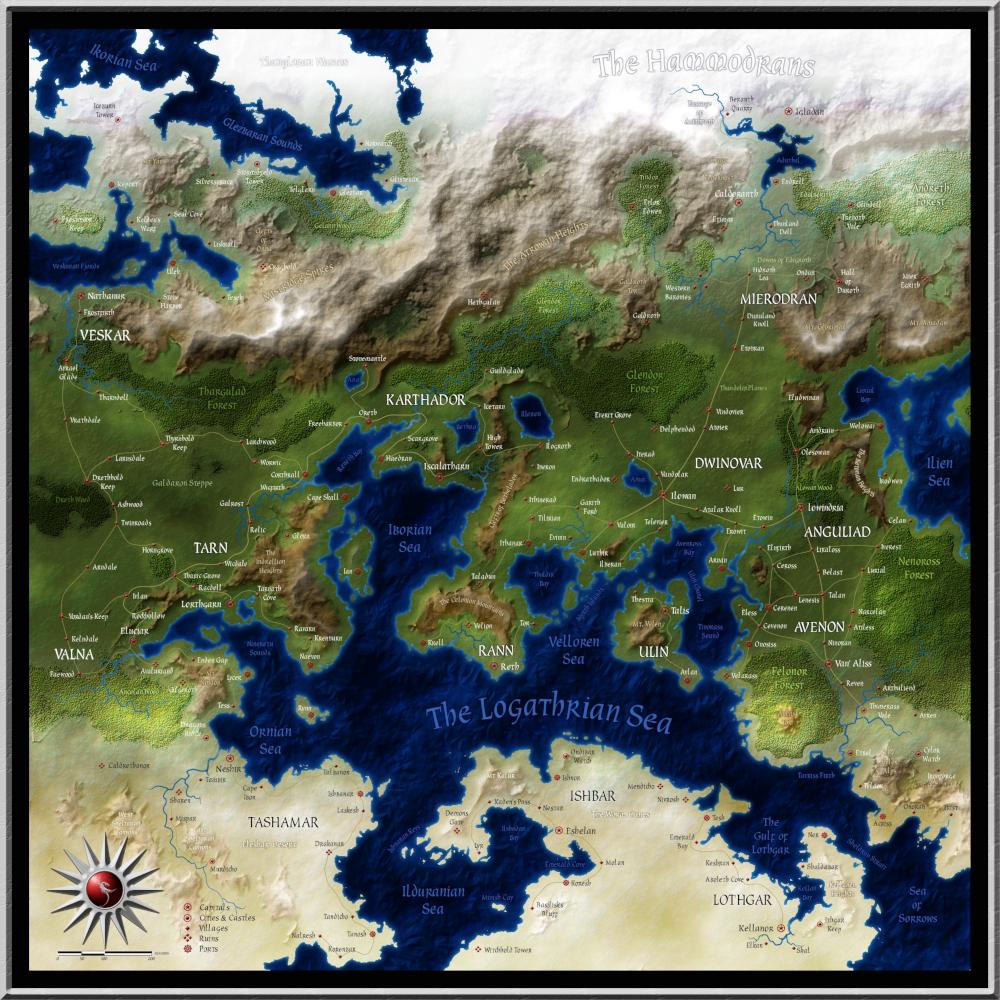 My First Digital Map (2009)