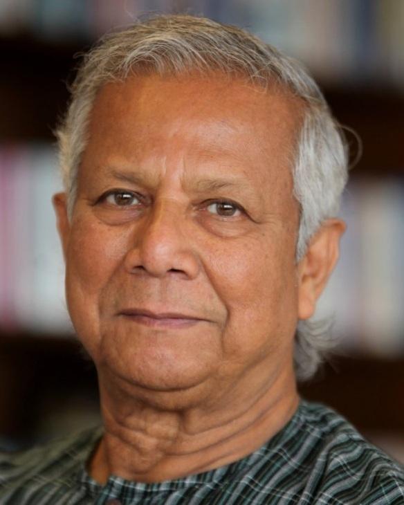 Muhammad+Yunus