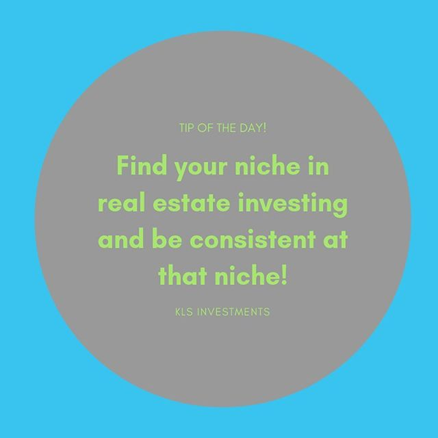 What's your niche in Real Estate? 👇🏿👇👇🏻👇🏽👇🏻👇👇🏿👇🏻👇🏽👇👇🏿
