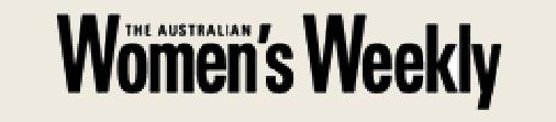 Kerrie-Ann Jones The Stylist client The Australian Women's Weekly