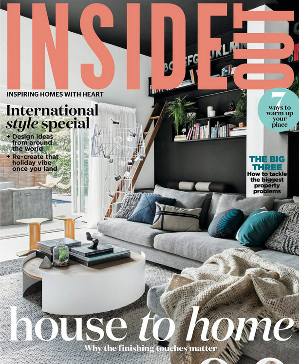 Magazine Covers by Kerrie-Ann Jones Interior Stylist Sydney & Melbourne.  Real Living Magazine, Inside Out Magazine, Vogue Living, House & Garden, Homes to Love, Belle Magazine.  Editorial and Interior Stylist.  On Location Shoot and Content Creator.  Freelance Stylist &  Style Editor #magazinecover #stylistsydney #insideoutmagazine