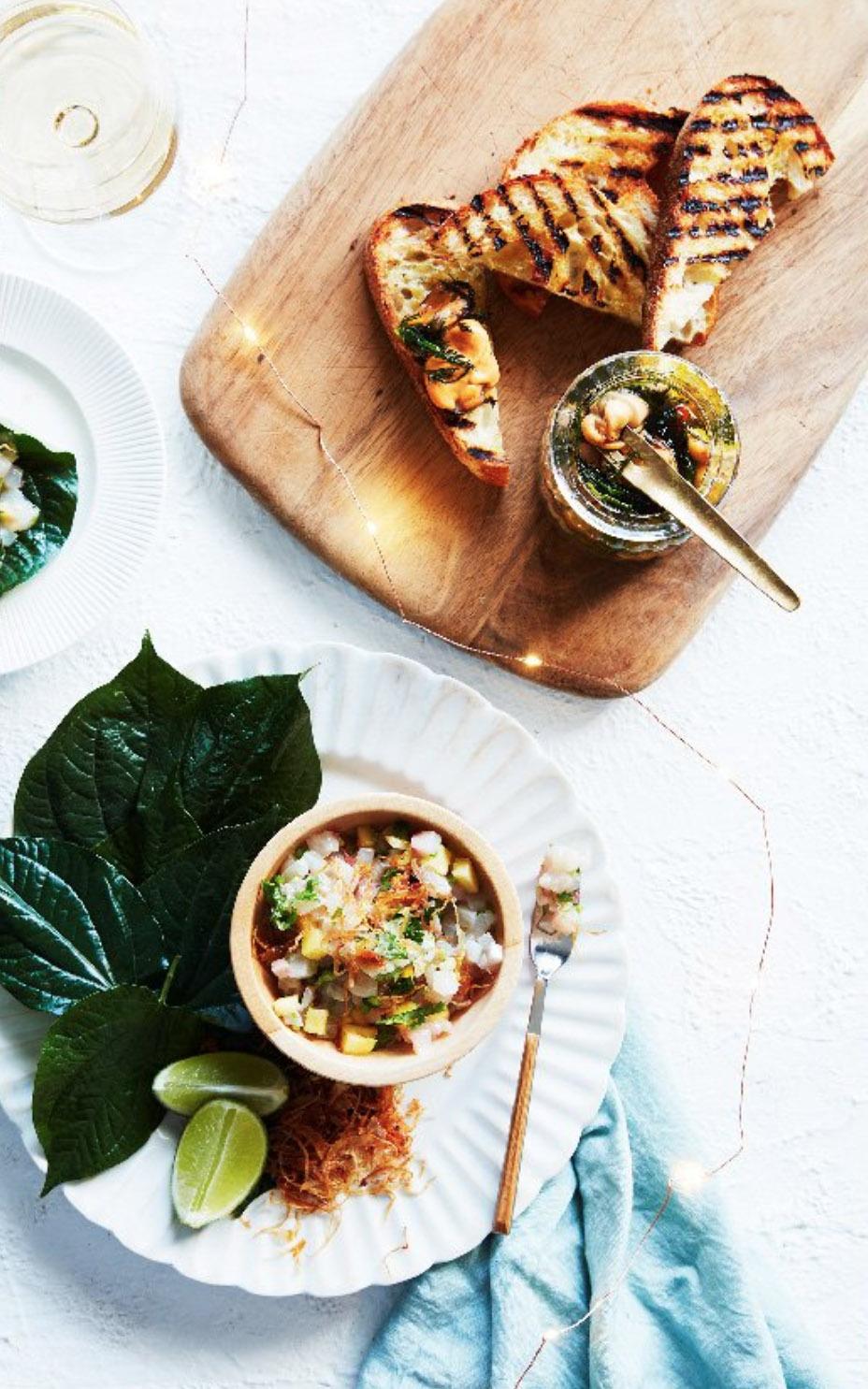 Food Styling by Kerrie-Ann Jones Interior Stylist Sydney & Melbourne.  Style Editor, Freelance Stylist.  Content Creator Sydney.  Food Stylist & Flatlay Stylist.  #foodstyling #tableinspiration #food
