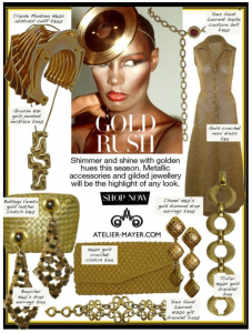 atelier-mayer-gold-rush-email-newsletter