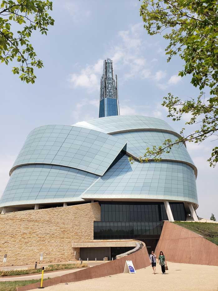 CanadianMuseumfor Human Rights - Winnipeg