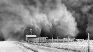 Learn more about the  Dust Bowl