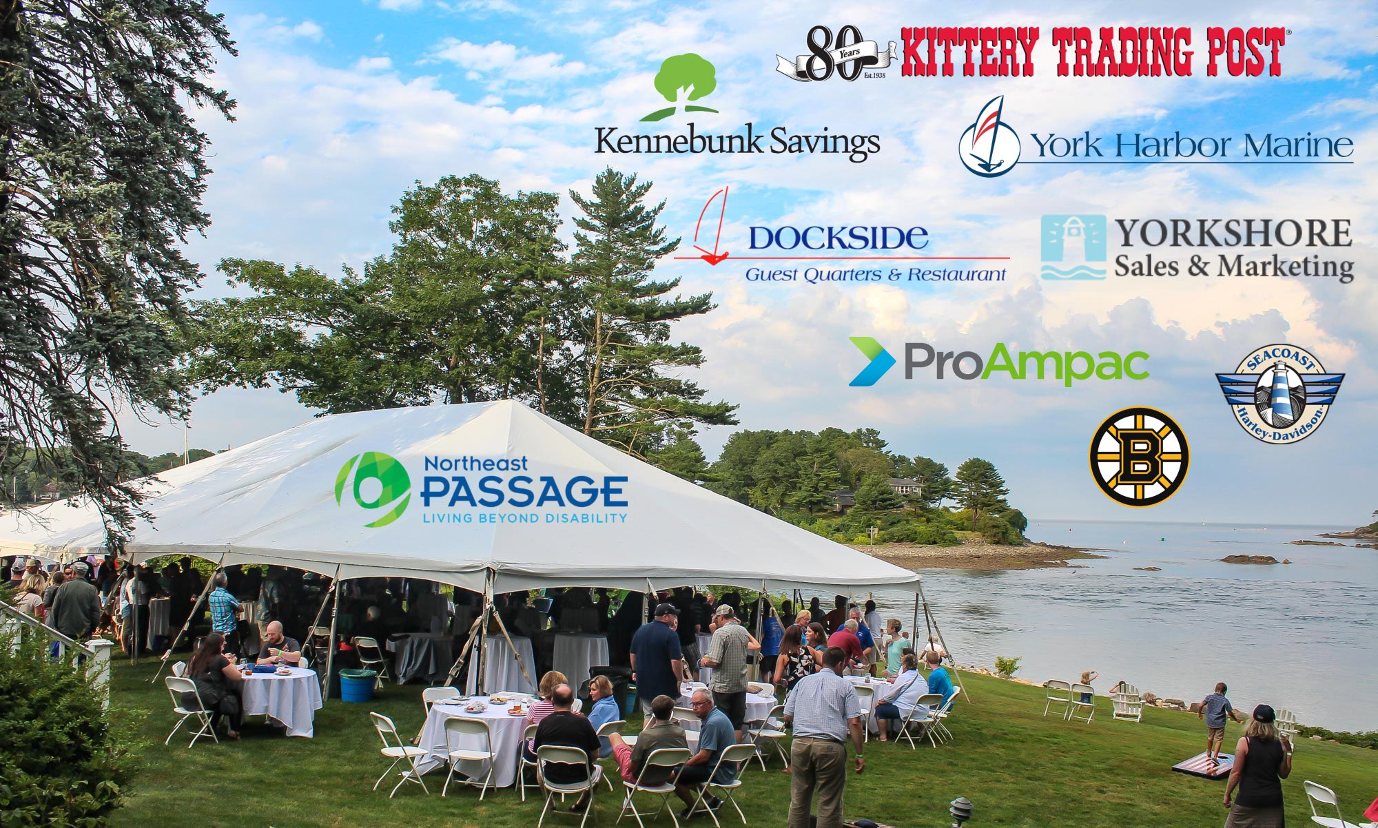 Sponsors - Check out the amazing sponsors who have helped us continue to grow over the 12 years.We would love to add your name to the list! Want to join in the fun? Click below to learn how you can join in 2019.