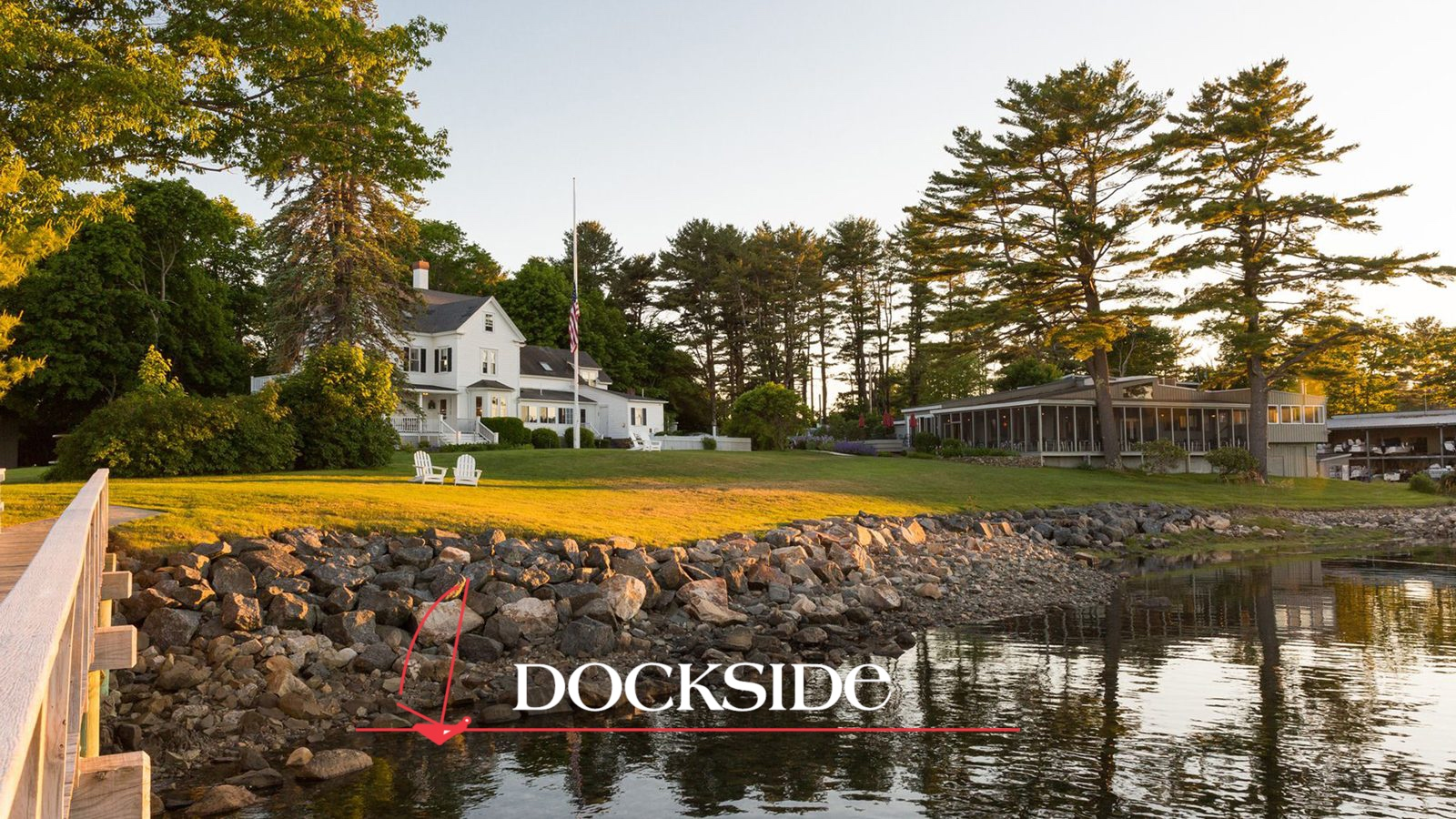 Welcome To Dockside Restaurant & Guest Quarters. We are  a family-owned, waterfront restaurant and private event venue in beautiful York, Maine.