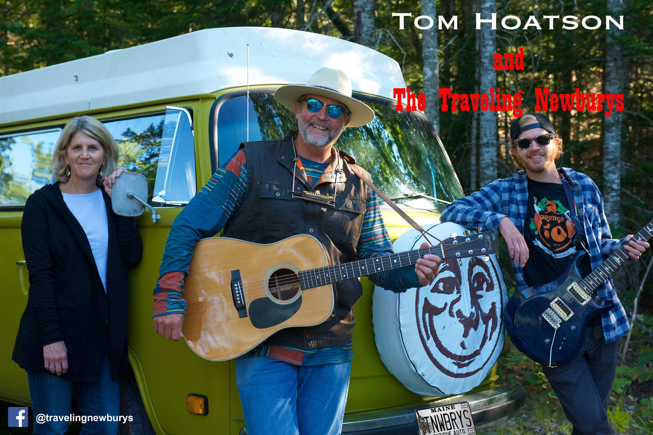 Music by - Tom Hoatson and the Traveling Newburys