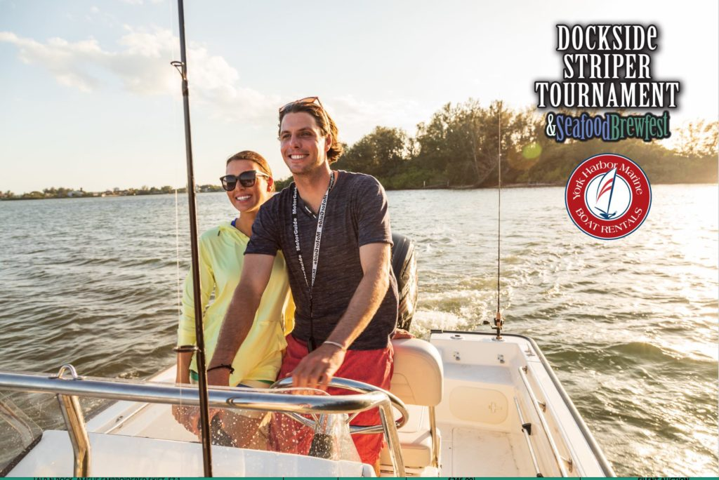 York Harbor Marine: Full Day Boat Rental! Valued over $400!