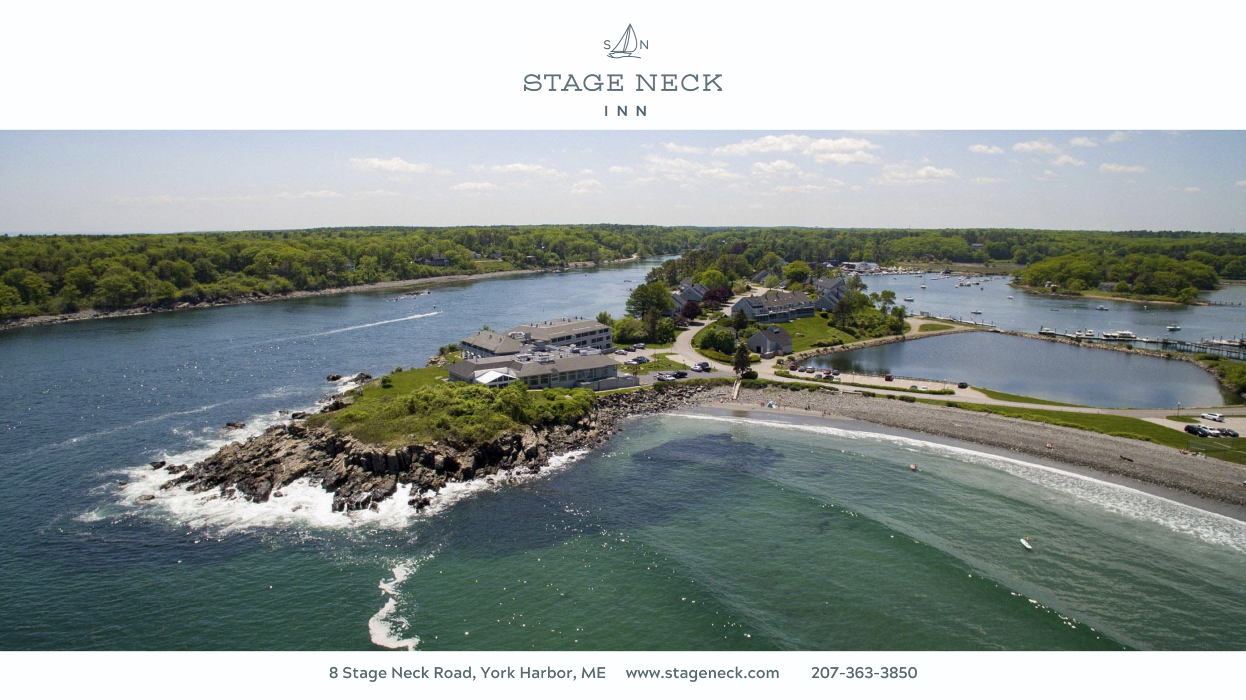 Stage Neck Inn Gift Certificate: Gift Certificate is a 1 night stay for two guests (including breakfast for 2)  *some restrictions may apply  Value $300.