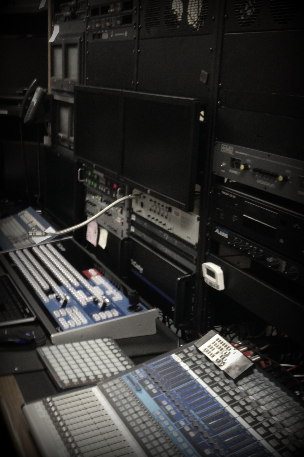 Broadcast Console