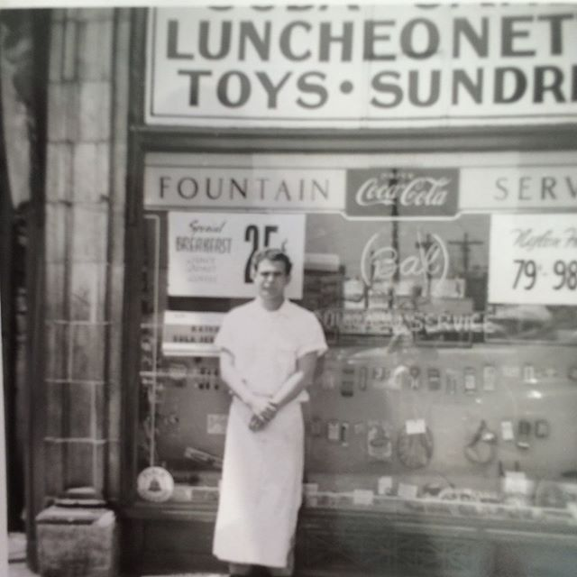 Back in the old days you could buy Cola and a Sunday of fun all for 25 cents!