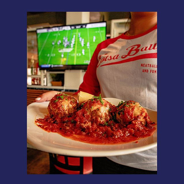 Football season is here! Get ready for $1 Balls during the @NFL Sunday Football games!
