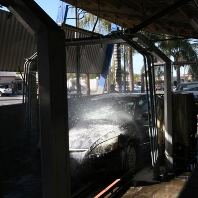 Our car wash is built to handle both big and small messes.
