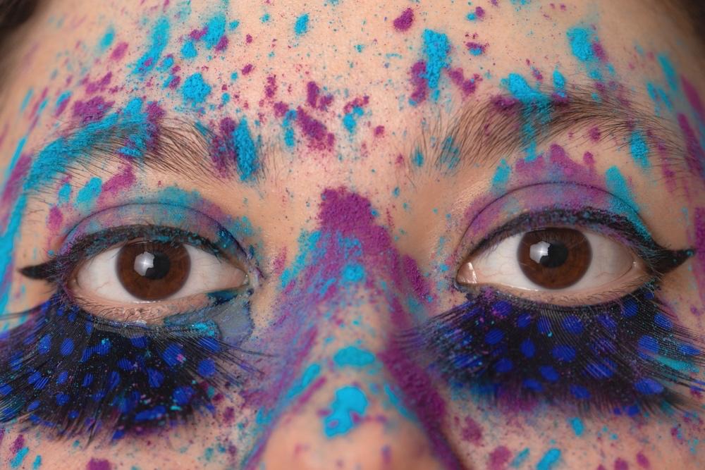 photo by Aaron Tyler  makeup by Sierra Joan