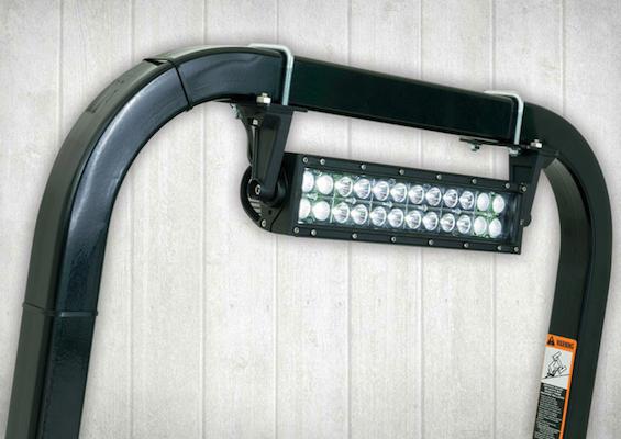 ROPS LED light bar