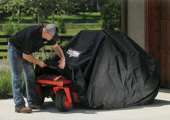 mower covers