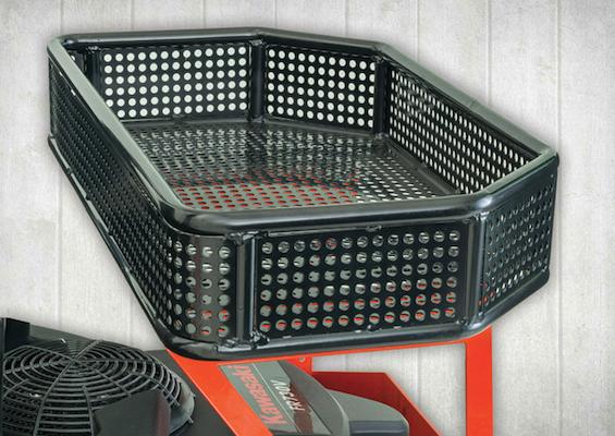 rear storage baskets