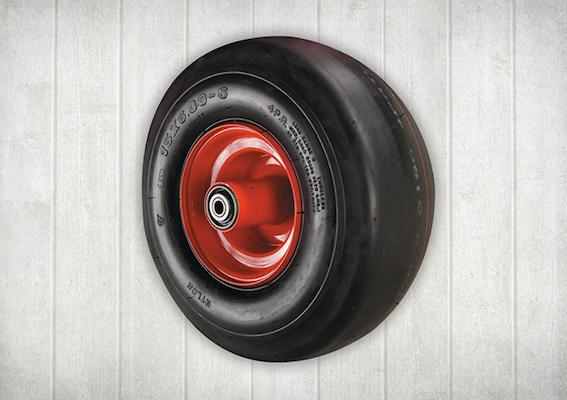 no flat tires