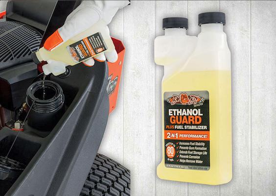 ethanol guard