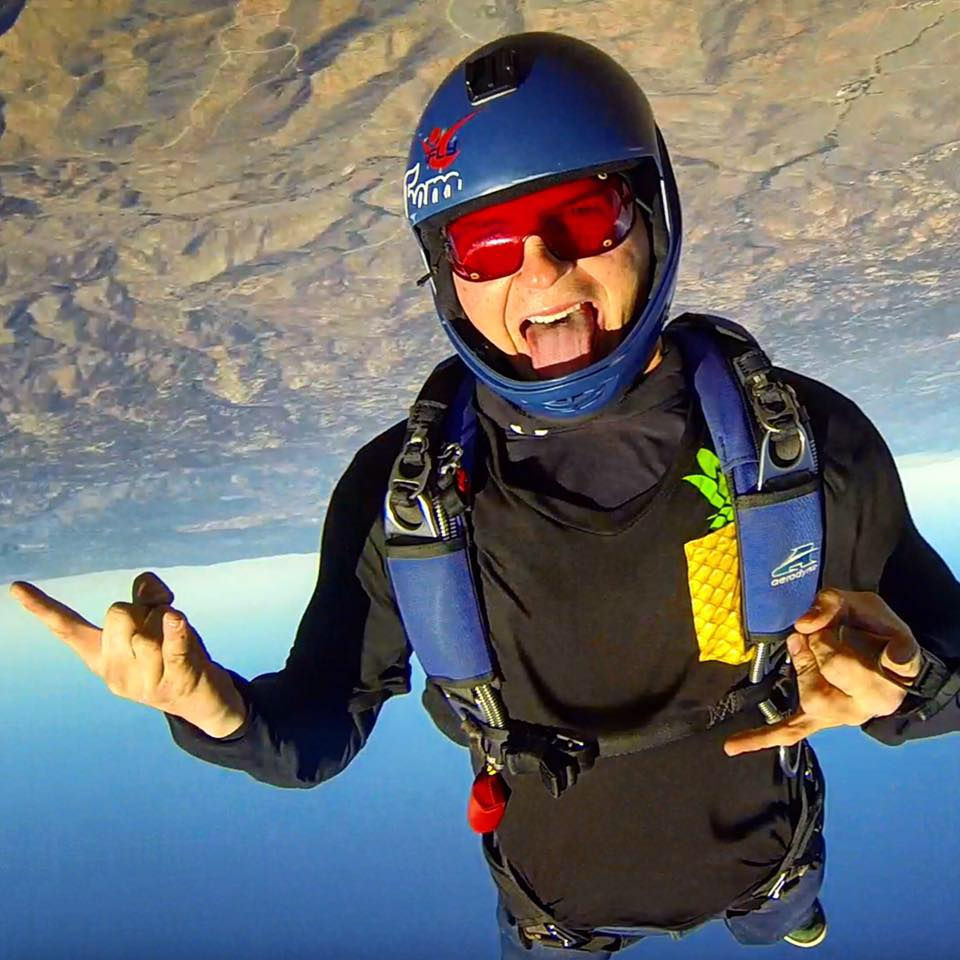 Jesse Jaber- FF   LO some crazy good times. Come find Jesse to get gud. Jesse will be pushing your limits and helping you grow as a skydiver. You ready to get sendy?