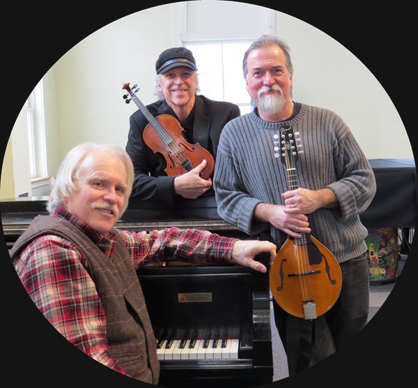 A concert with Rodney Miller and David Surette packed the Nelson Town Hall. Prior to Rodney's move to the west coast, Gordon played with him regularly. And Gordon relishes any chance to play with David.