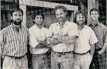 David Surette, Danny Noveck, Kerry Elkin, Gordon Peery, Dirk Powell