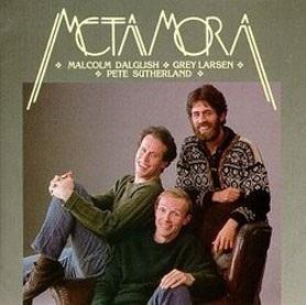 Meta Mora: Malcolm Dalglish, Pete Sutherland, Grey Larson - back in the day.