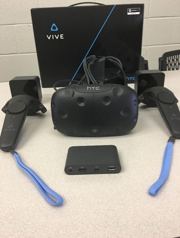 Virtual Reality: HTC Vive Setup Through SteamVR — Perception
