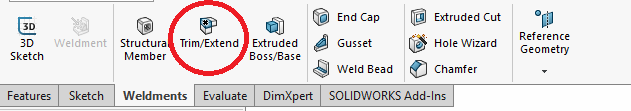 SolidWorks: Weldments — Perception Engineering
