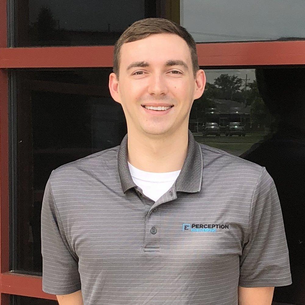 Cody Cook - CAD Designer at Perception Engineering