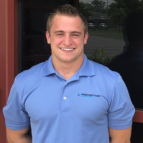 Brenden DeVries - Engineering Co-op at Perception Engineering