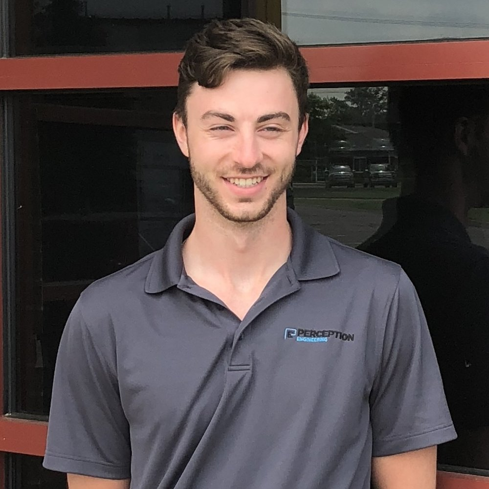Matthew Fontana - Engineering Co-op at Perception Engineering