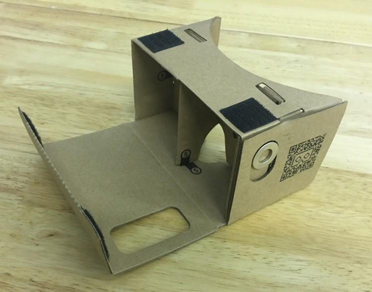 D-Scope Pro Google Cardboard