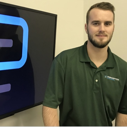 Marcus Prigge - Project Engineer at Perception Engineering