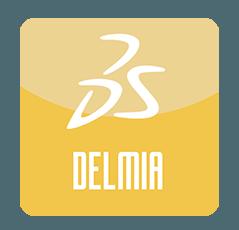 Figure 1 - Delmia Logo.png