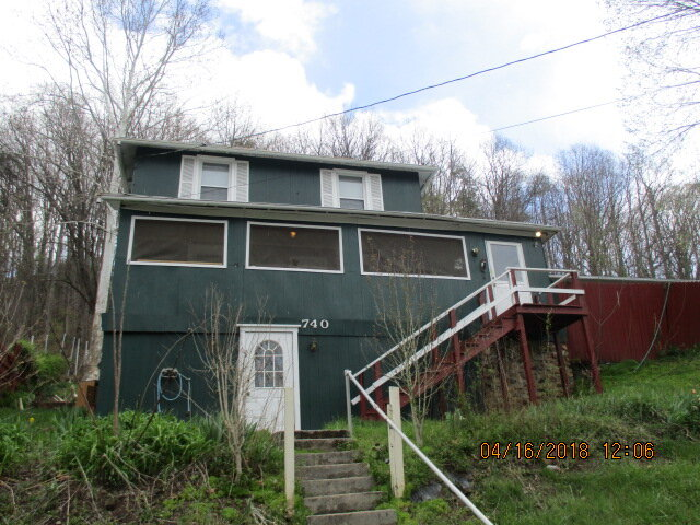 740 Lowell St    Clifton Forge, VA 24422    (selling agent)