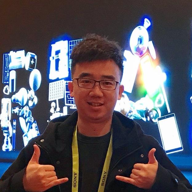 沈华森 - 派美特商务总监,PaMu品牌创始人之一,10年外资企业海外营销经验