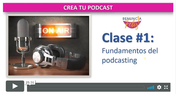 Introducción - Hablemos por qué hacer un podcast de y nuestro sistema de aprendizaje e implementación simultánea.