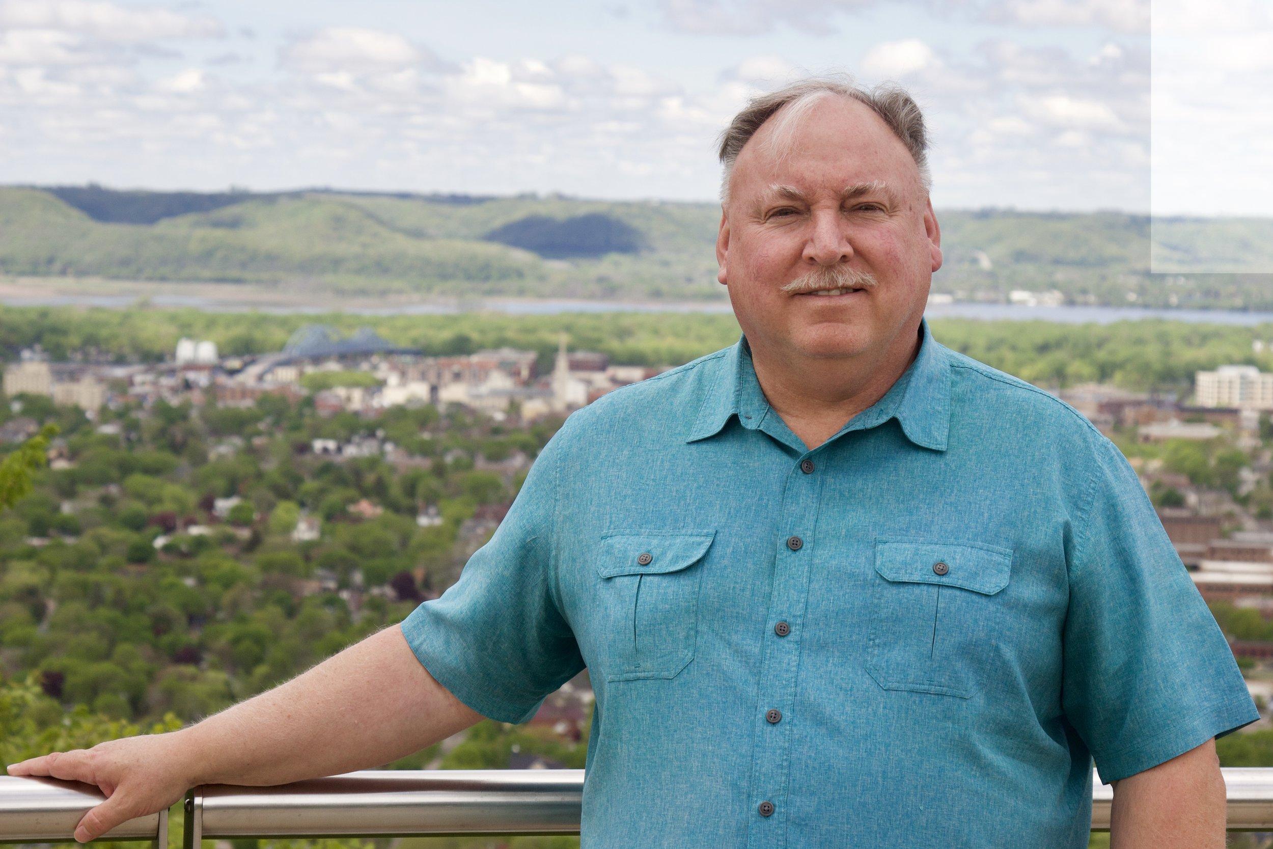 Todd Penske, Managing Partner, Central Wisconsin