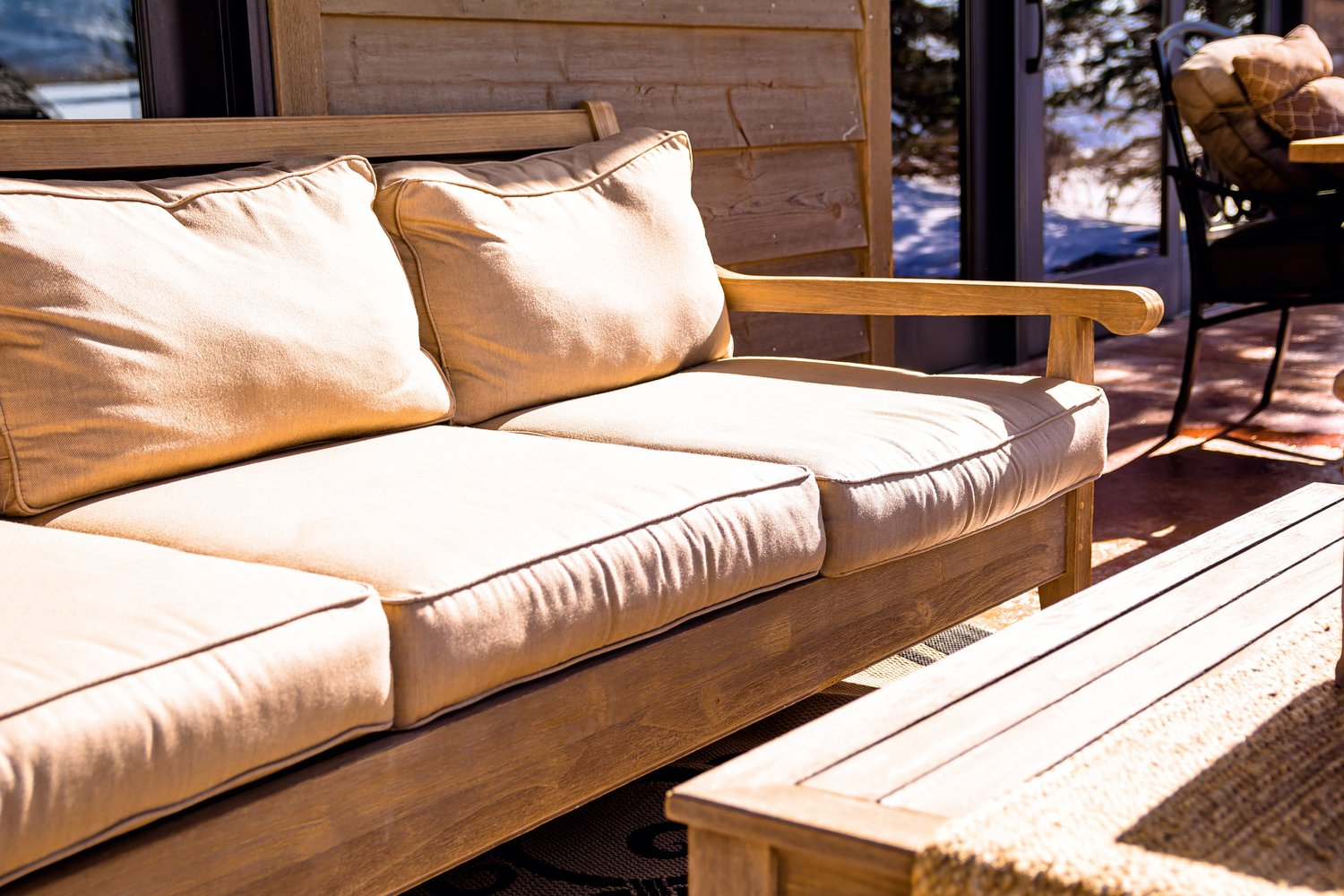 Spring time in the mountains is the perfect time to start getting your outdoor space ready for a long summer. Written by River Birch Builders.