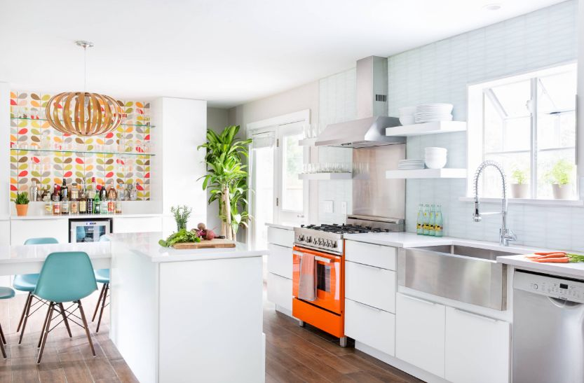 Mid-century-modern-kitchen-with-bright-yellow-appliances.jpg