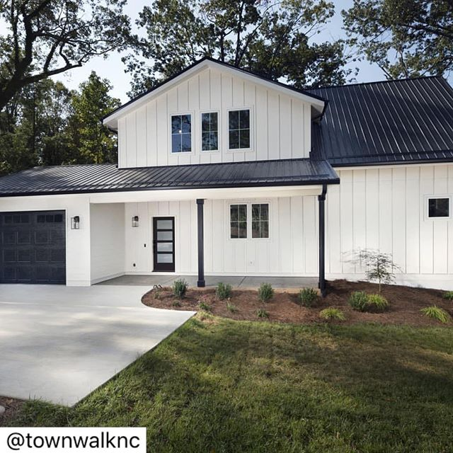 Looks amazing, guys! . . The wait is finally over! Brand new construction now available in Town Walk, and @redtreebuilders has pulled out all the stops on this one. Exceptionally built, high performance home loaded with high-end features unheard of at this price point - Viking appliances, quartzite countertops, shiplap, and incorporating the latest in building science such as AeroBarrier envelope sealing technology. NC Green Built Silver Certified and super-efficient with an impressive HERS rating score of 54. Link in bio to all the listing details on this beautiful home. Only $477,900. #townwalkliving #weavervillenc #ashevillerealestate #weavervillencrealestate #modernfarmhouse #newconstruction #greenbuilt #828isgreat #redtreebuilders @redtreebuilders @dogwoodbrokers