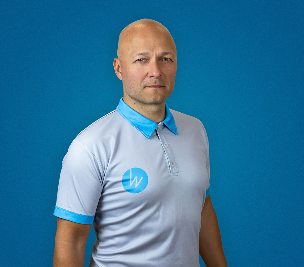 Head Coach Janis Musins - Founder and head coach of